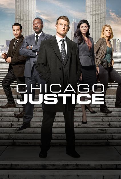 Chicago Justice kapak