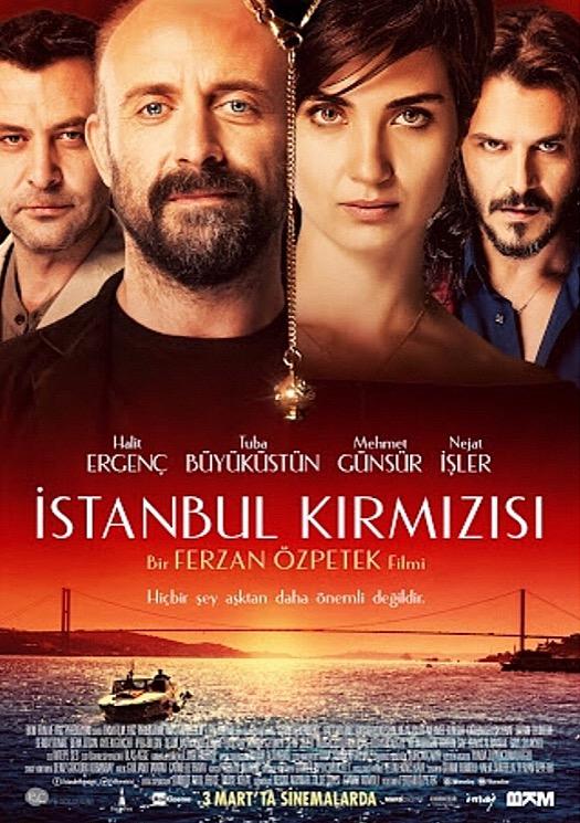 Istanbul Kirmizisi kapak