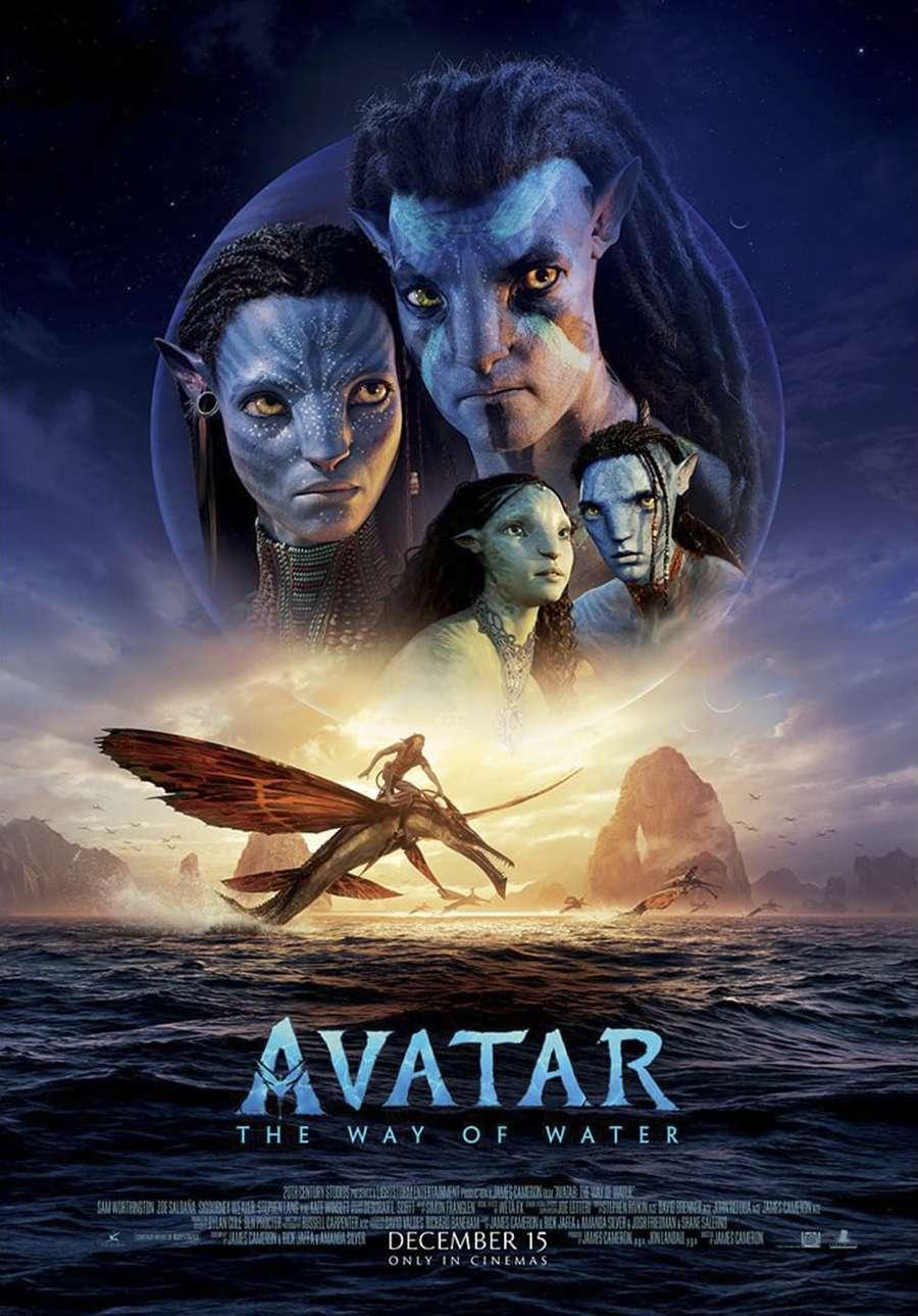 Avatar 2 kapak