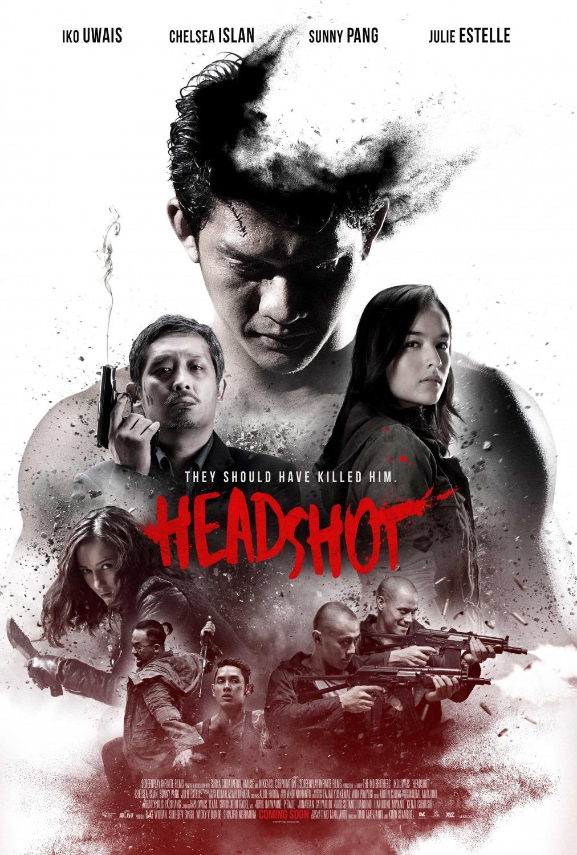 Headshot kapak