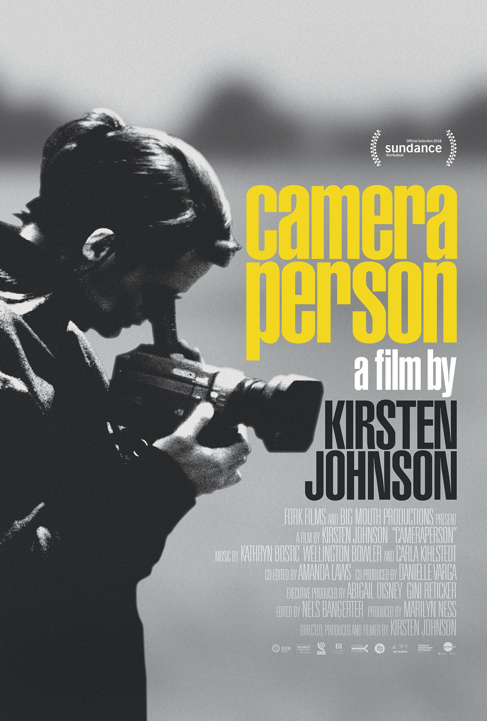 Cameraperson kapak