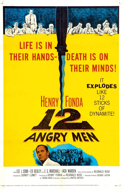 12 Angry Men kapak