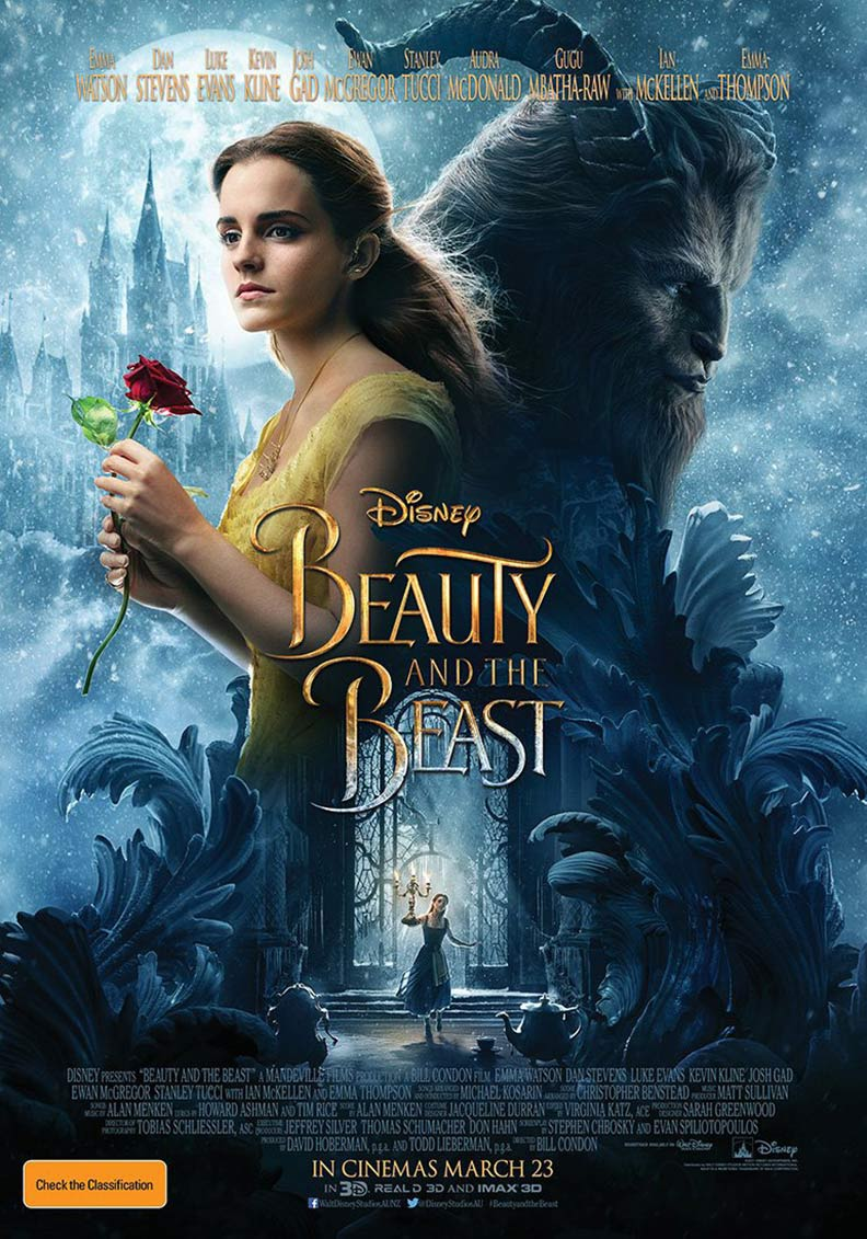 Beauty and the Beast kapak