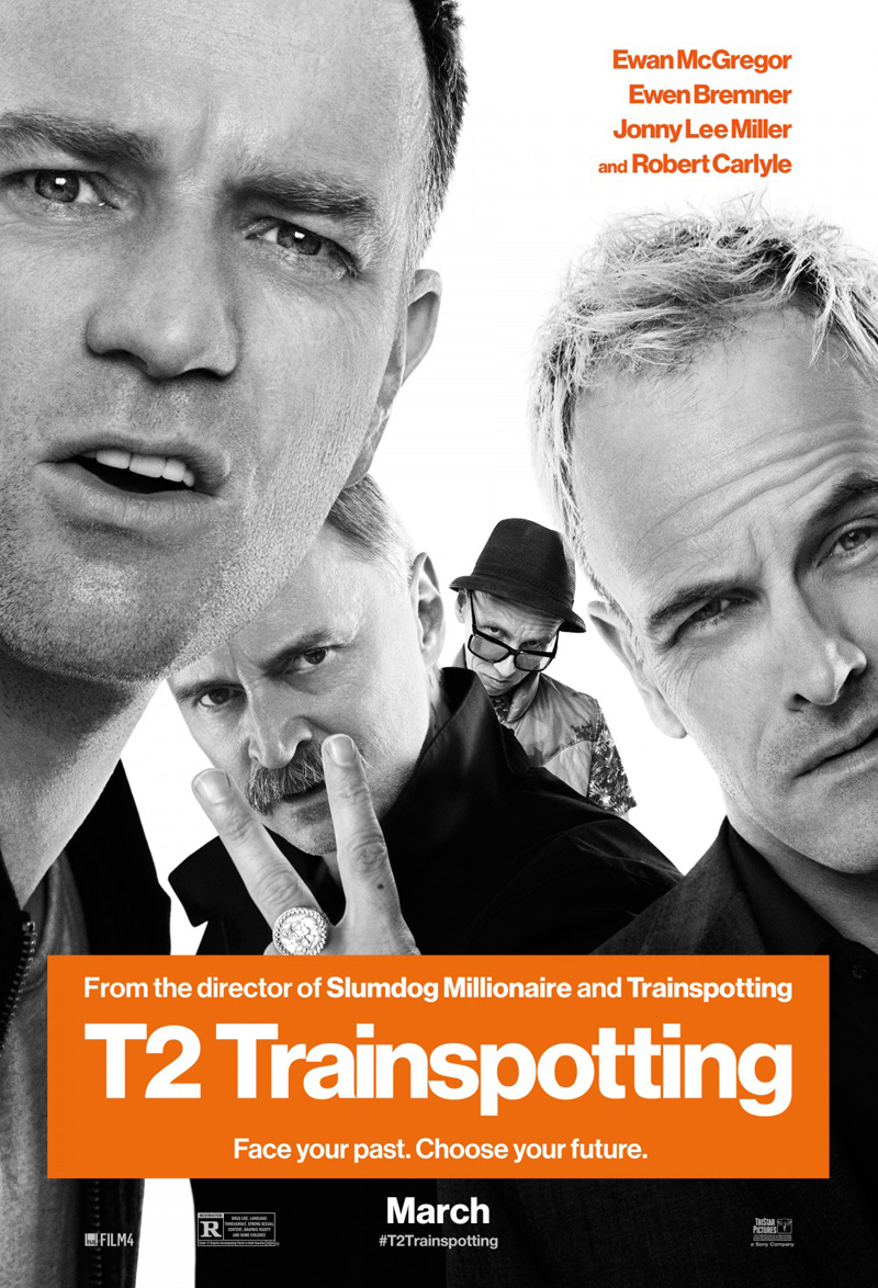 T2 Trainspotting kapak