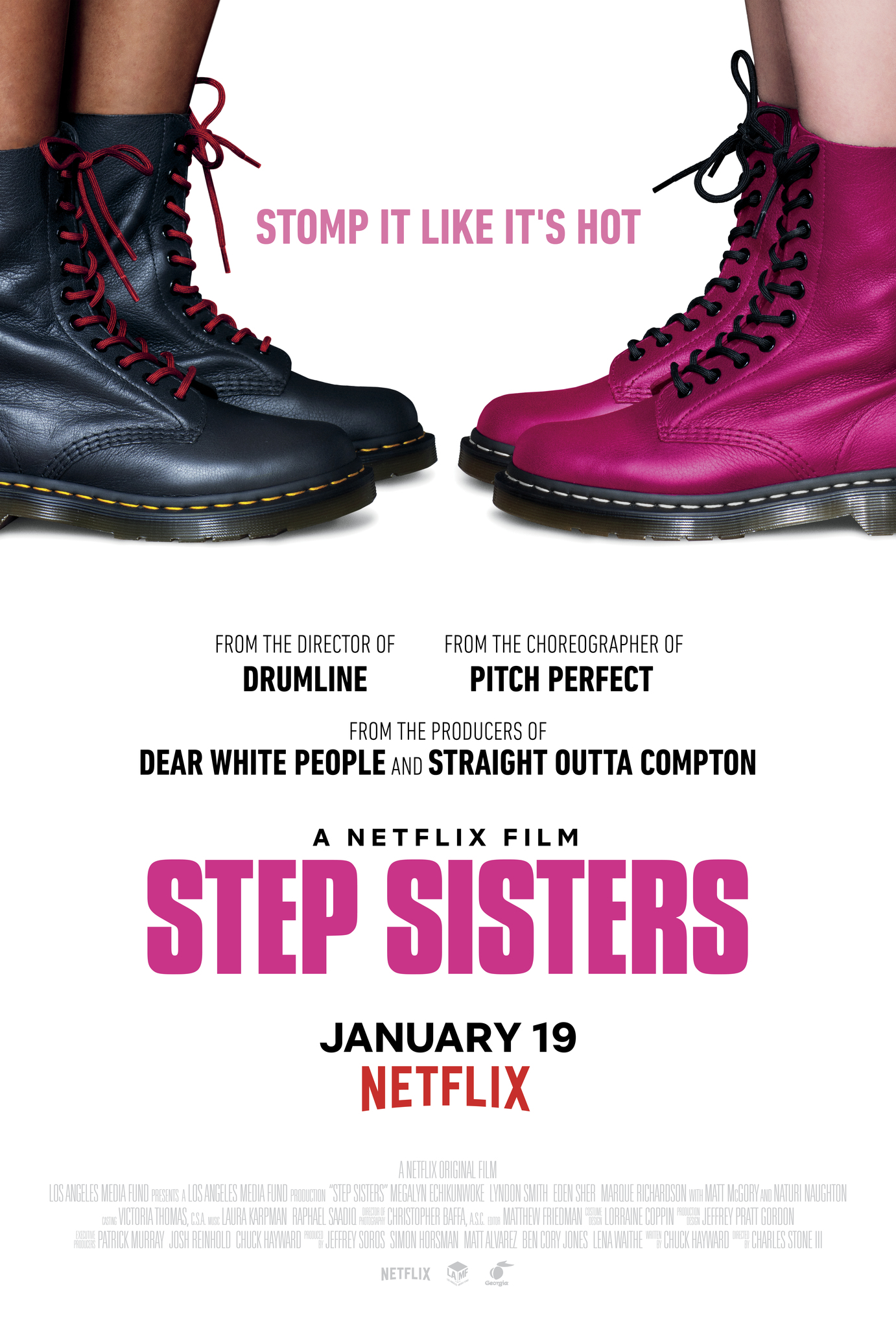Step Sisters kapak