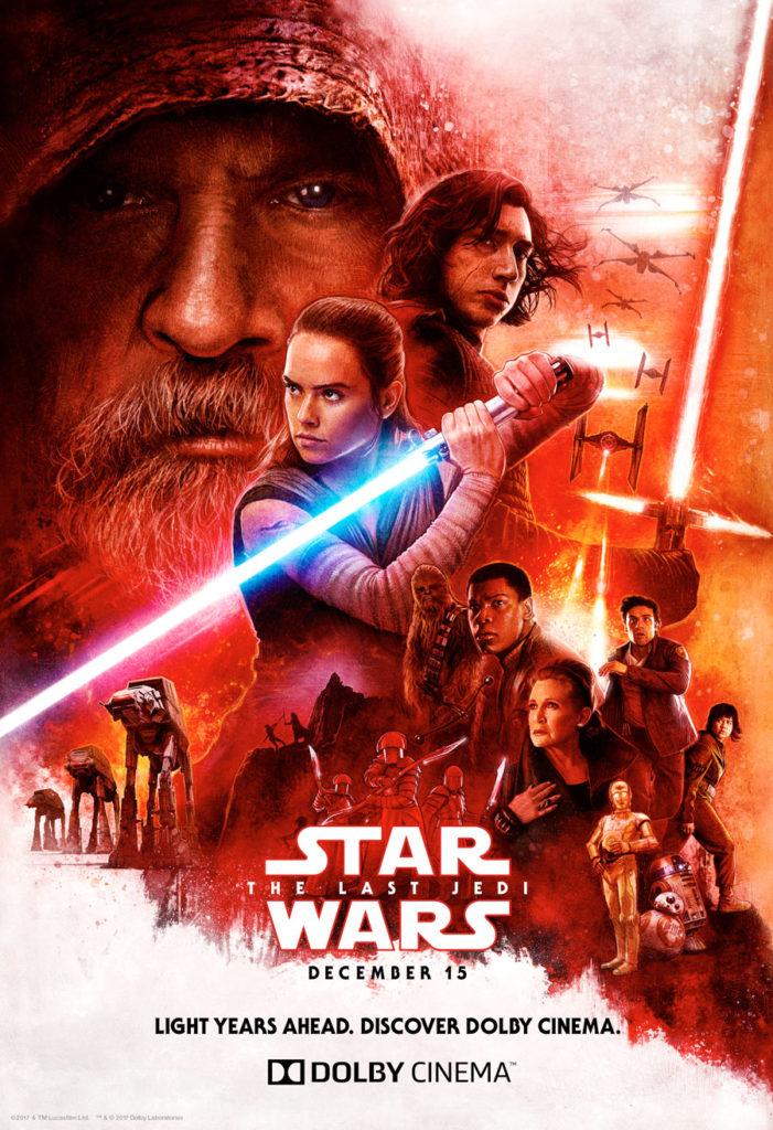 Star Wars: The Last Jedi kapak