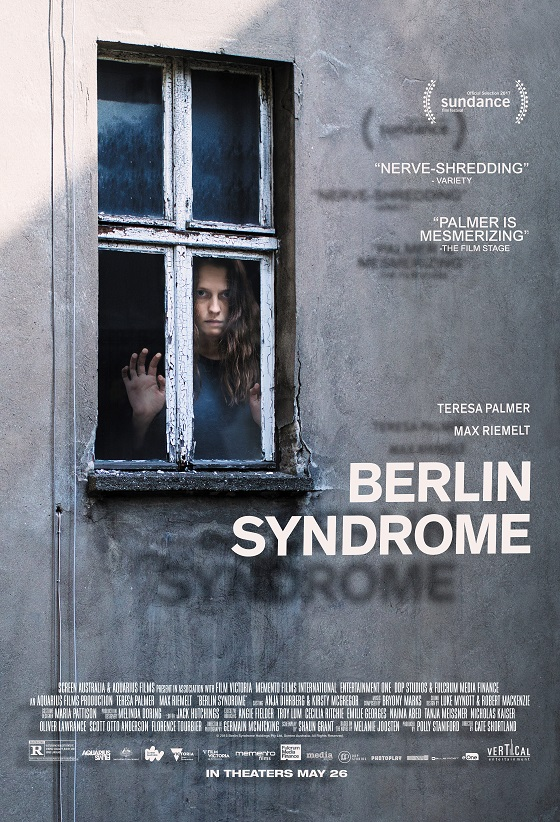 Berlin Syndrome kapak
