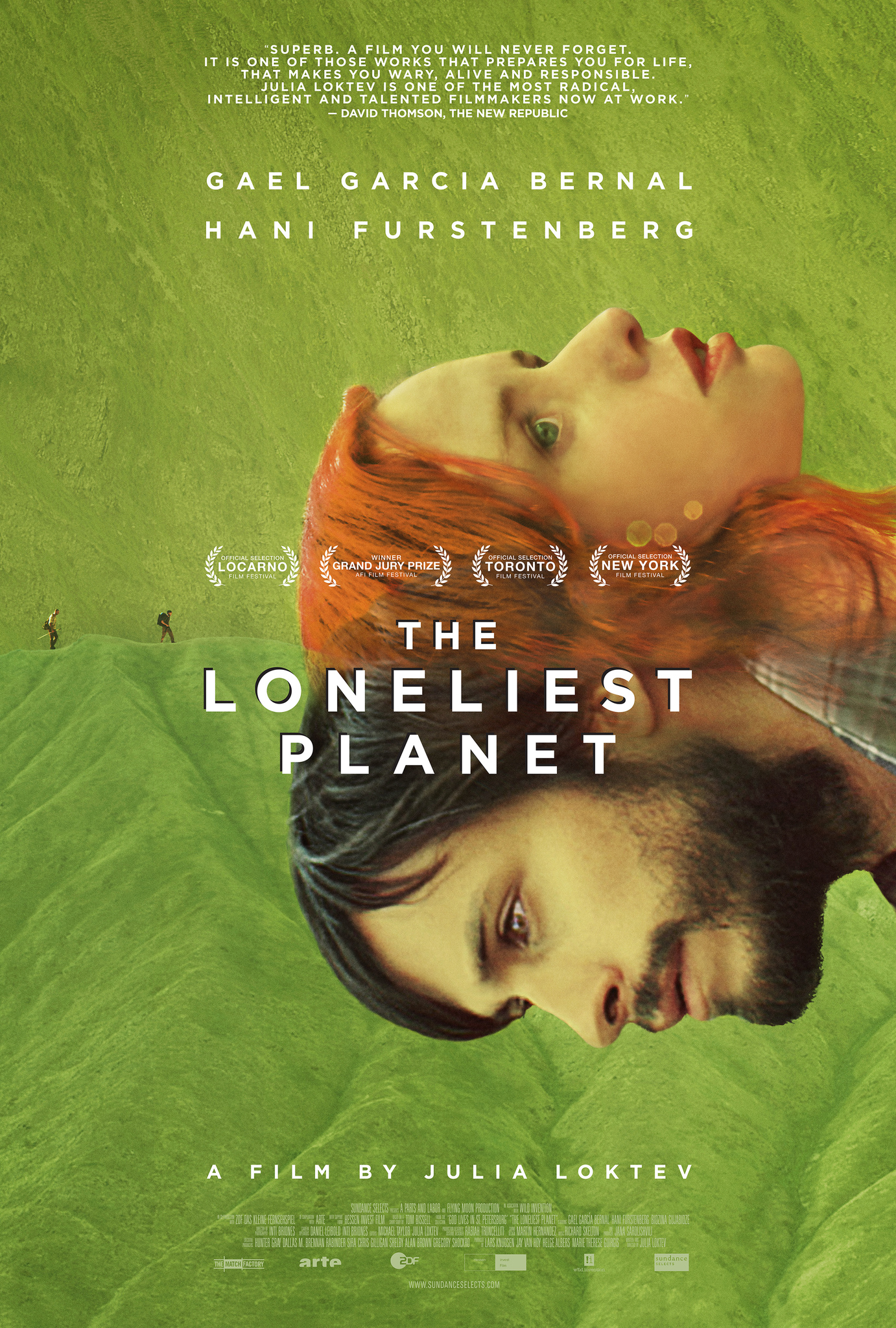 The Loneliest Planet kapak