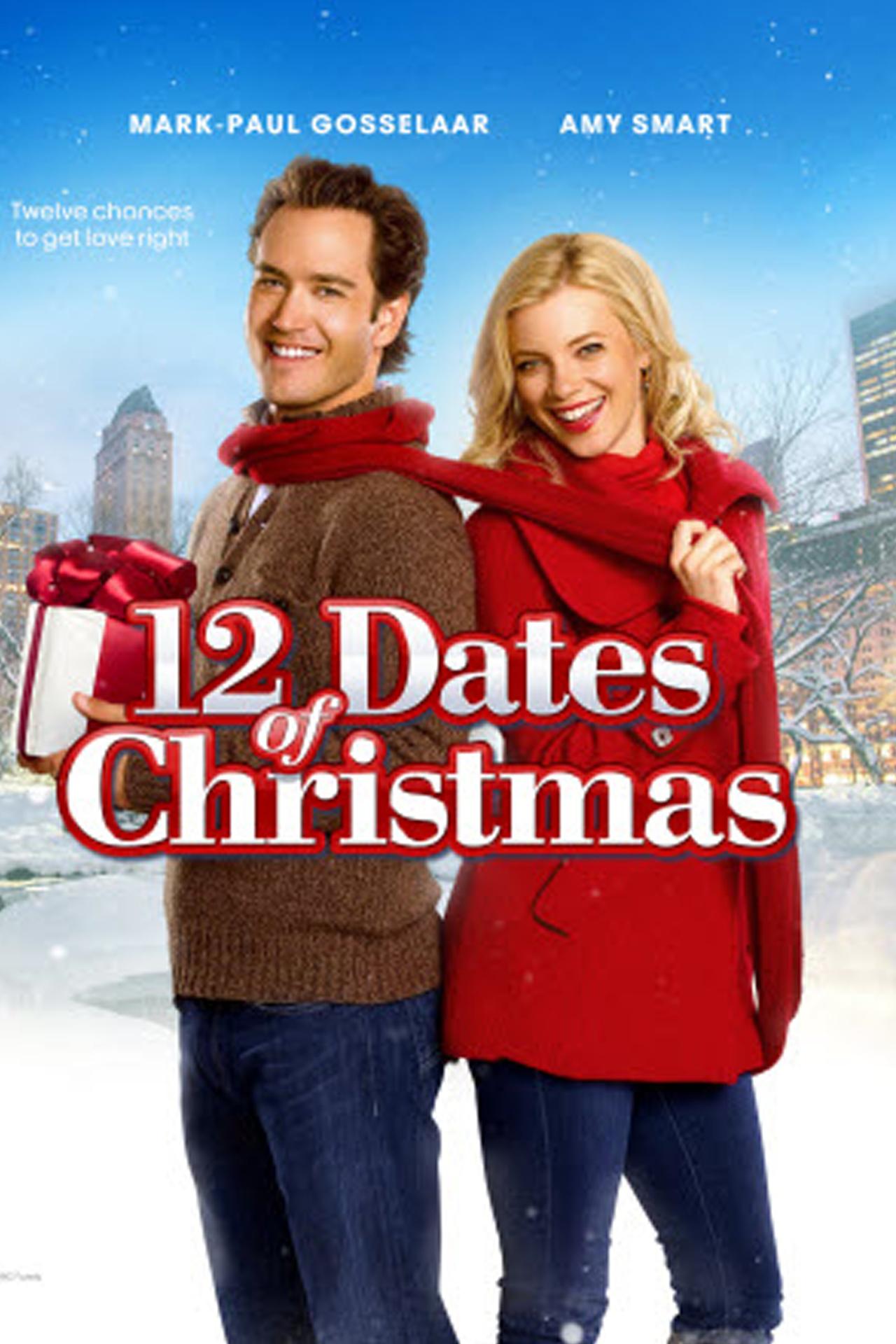 12 Dates of Christmas kapak