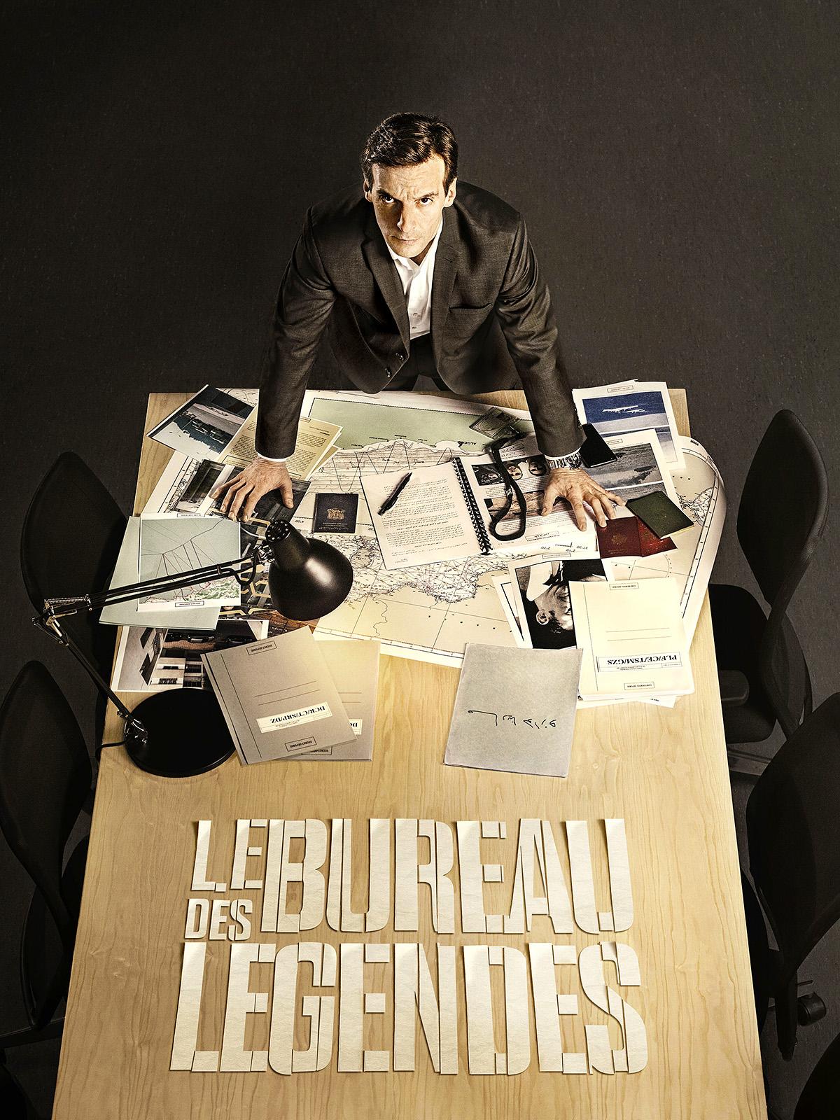 Le Bureau des Légendes kapak