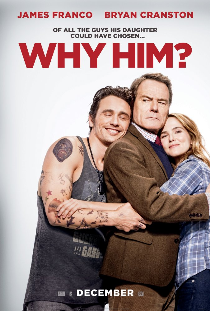 Why Him? kapak