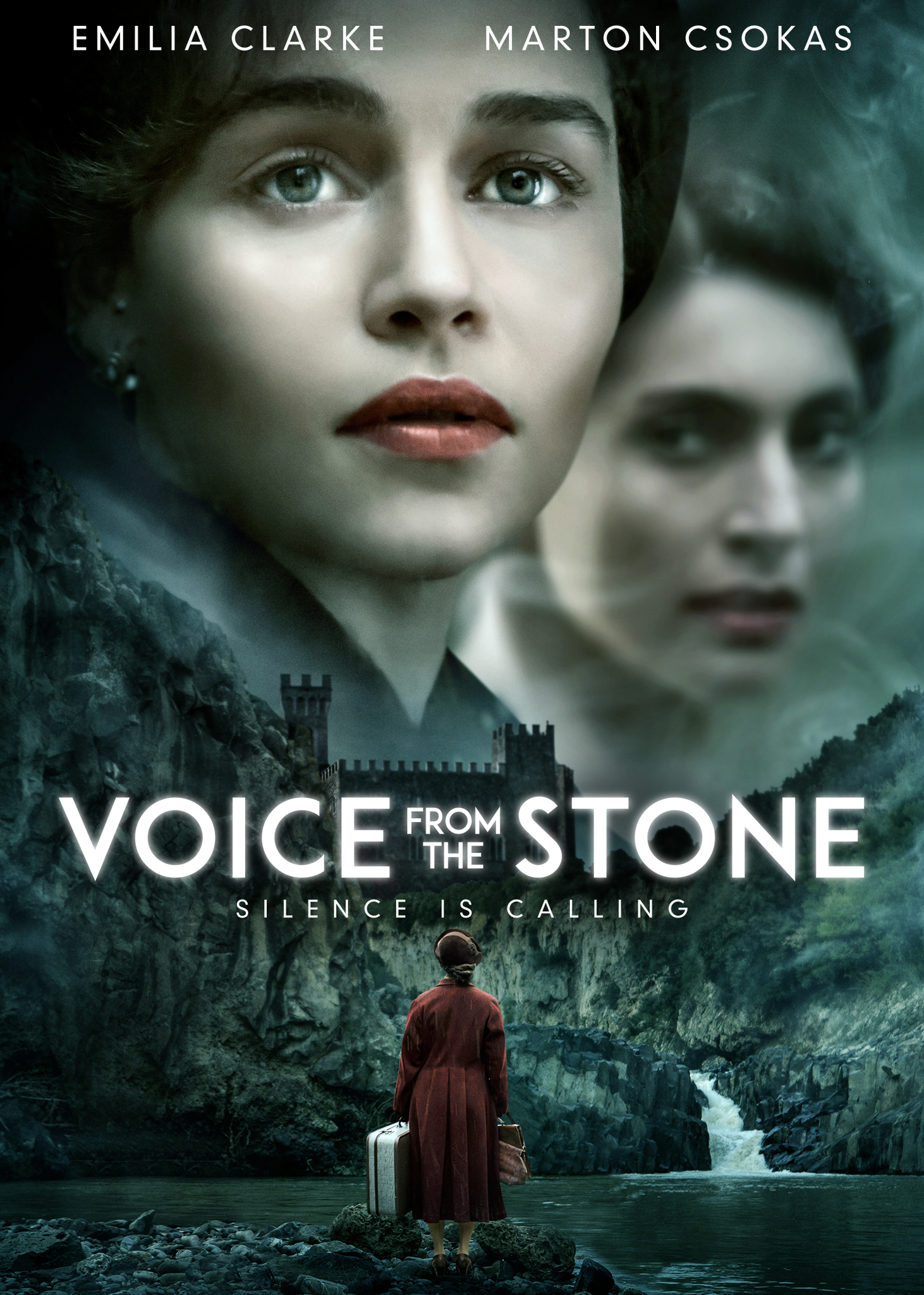 Voice from the Stone kapak