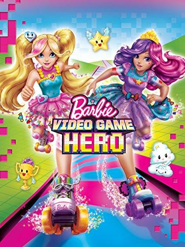 Barbie Video Game Hero kapak