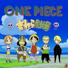One Piece: Straw Hat Theater kapak