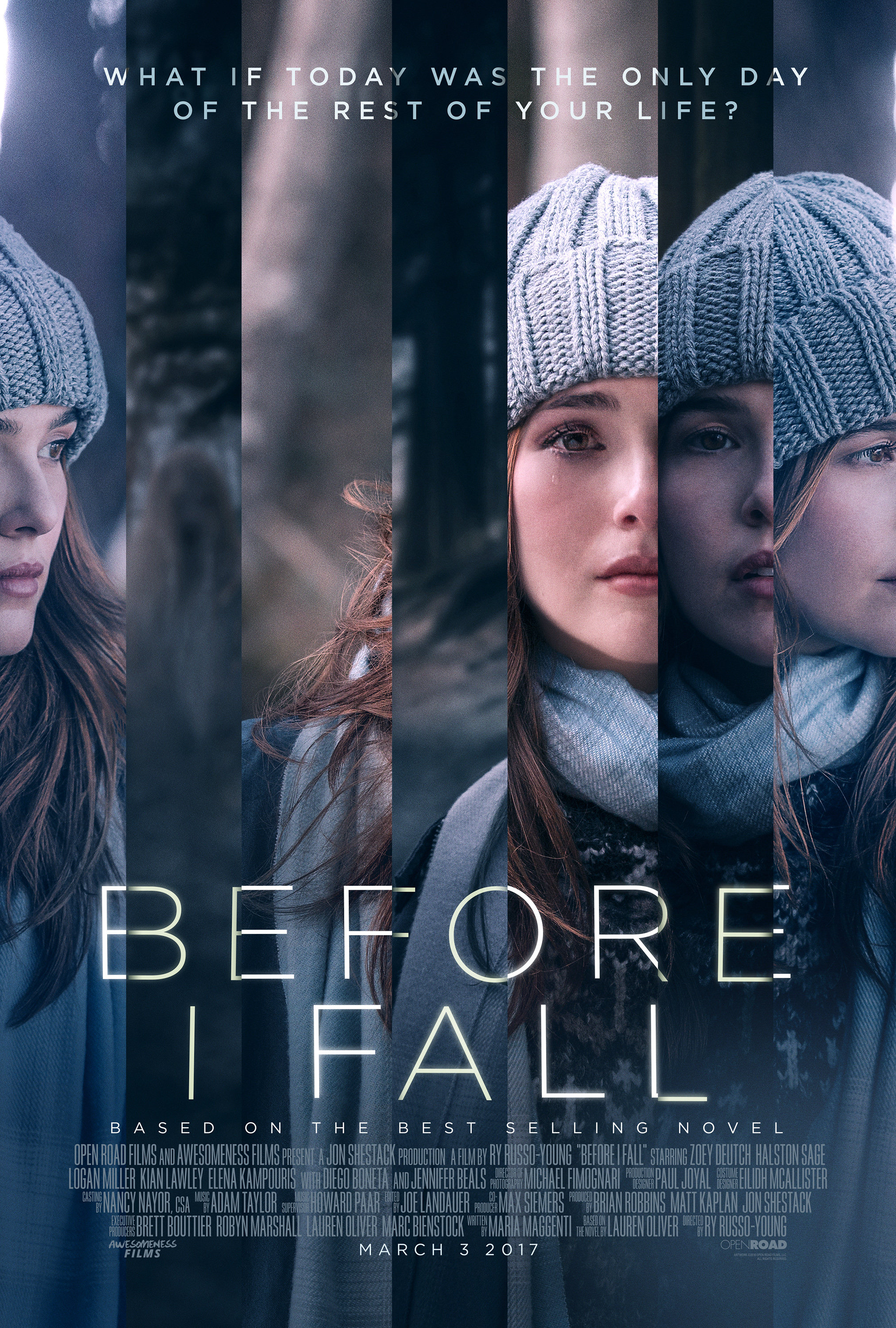 Before I Fall kapak