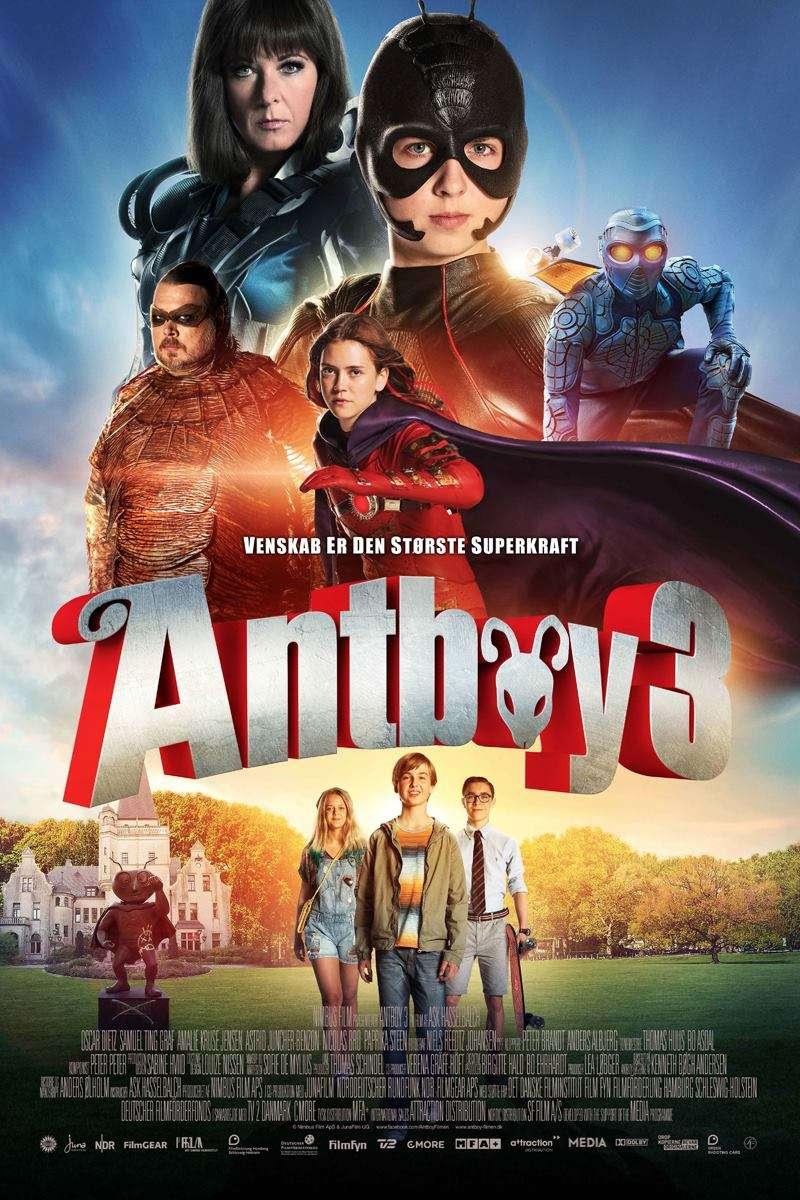Antboy 3 kapak