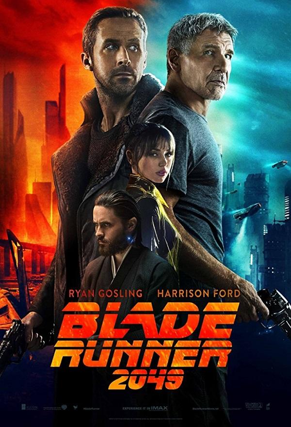 Blade Runner 2049 kapak