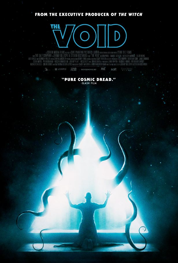 The Void kapak