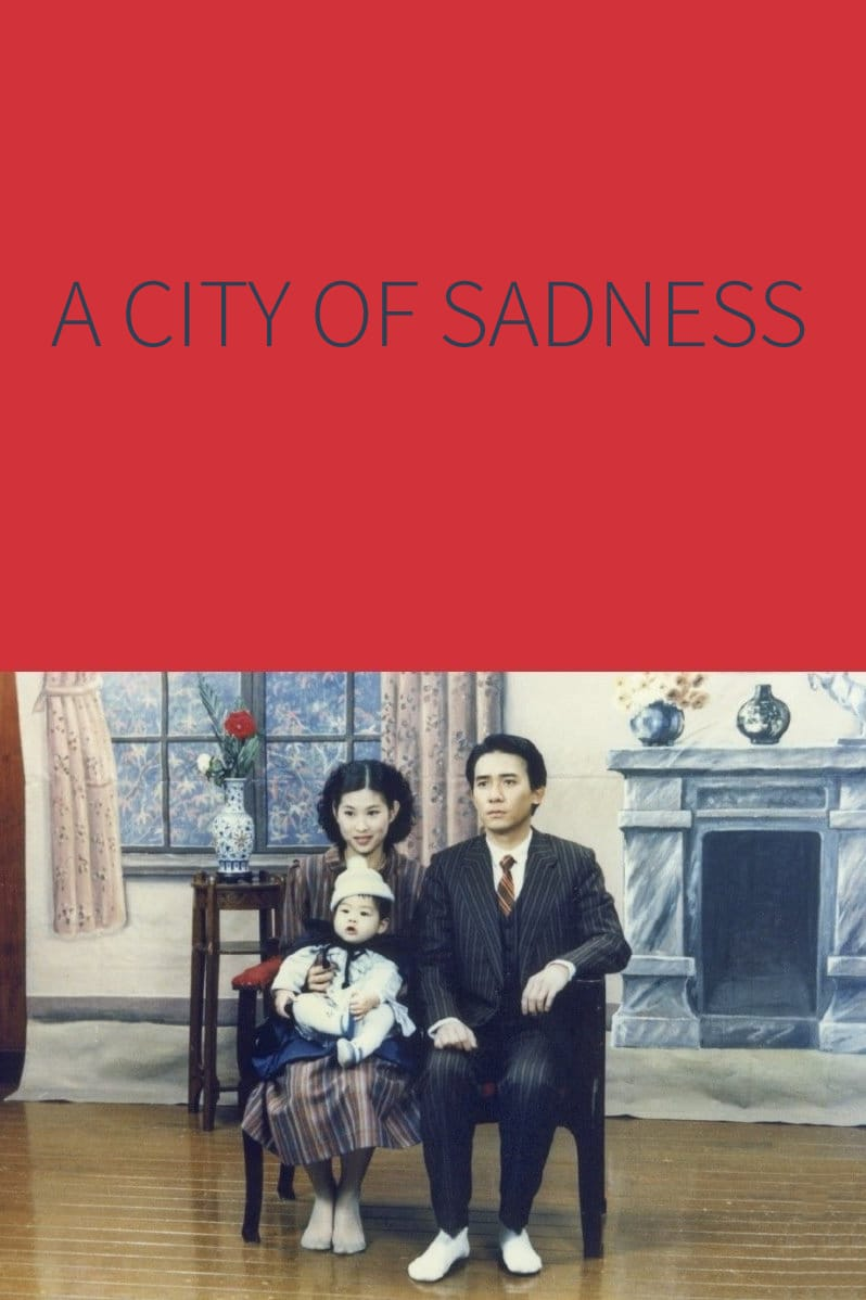 A City of Sadness kapak