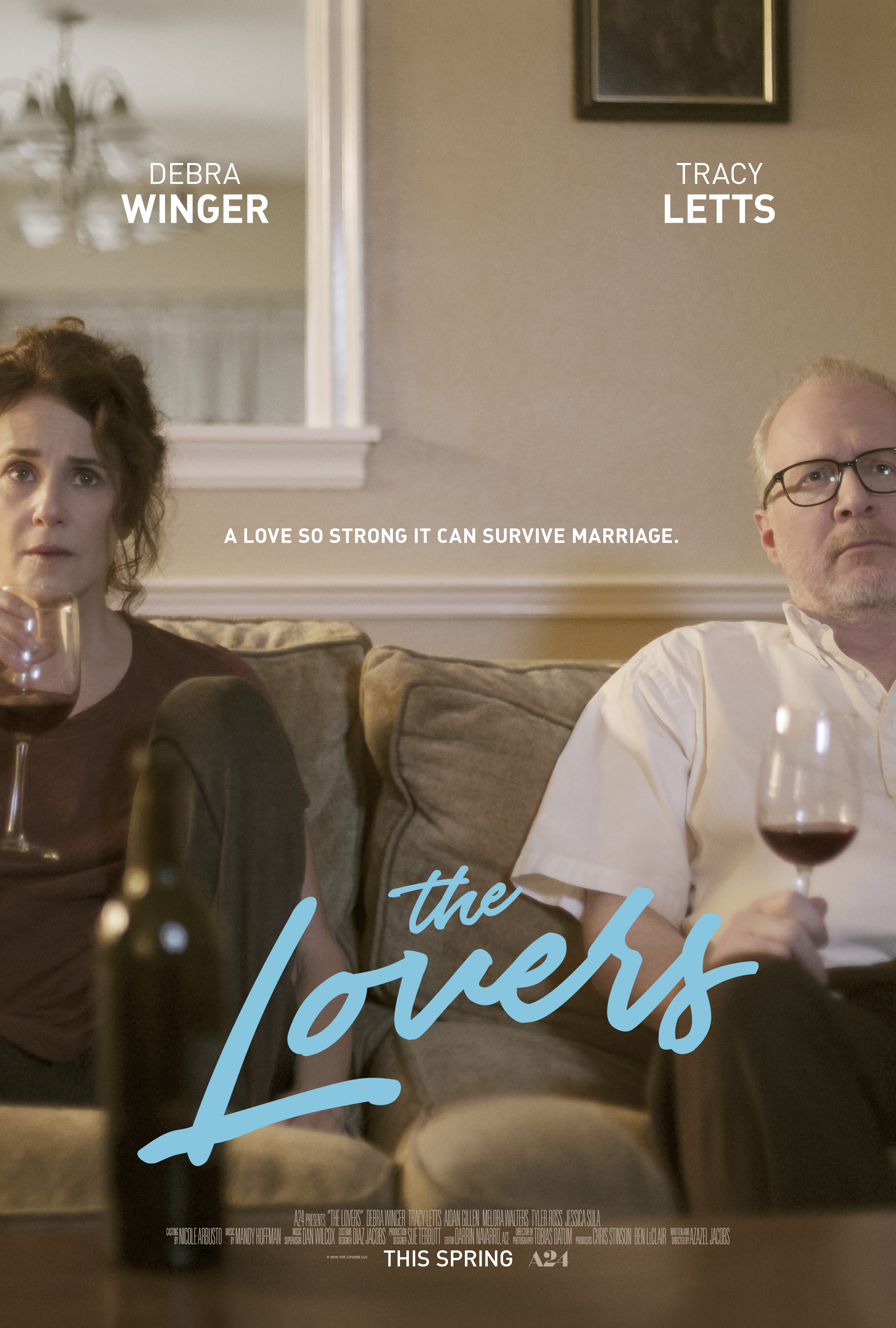 The Lovers kapak