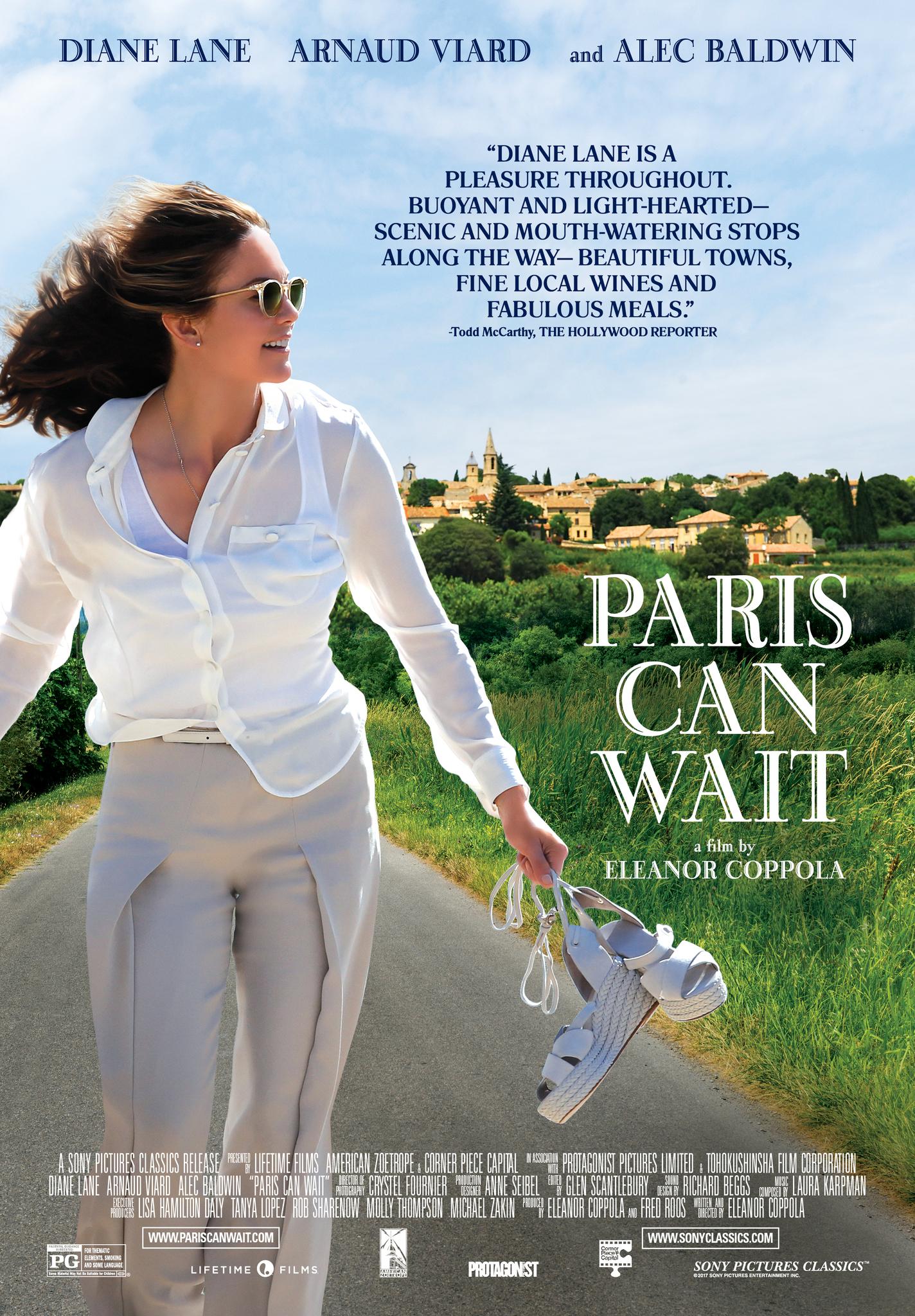 Paris Can Wait kapak