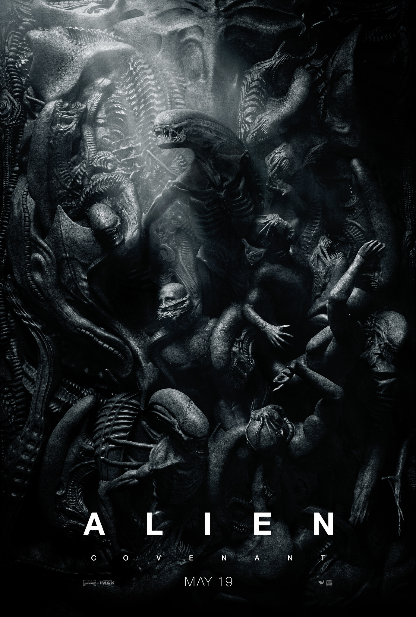Alien: Covenant kapak