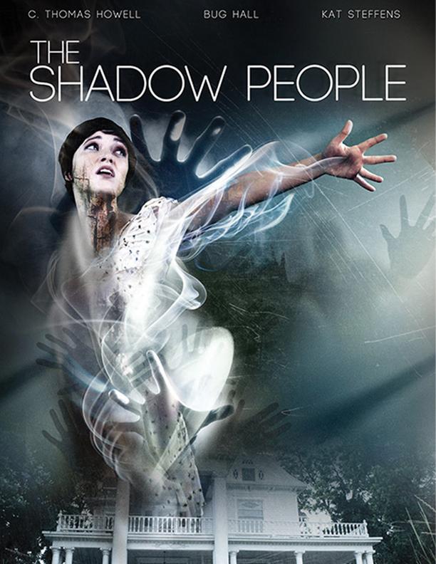 The Shadow People kapak