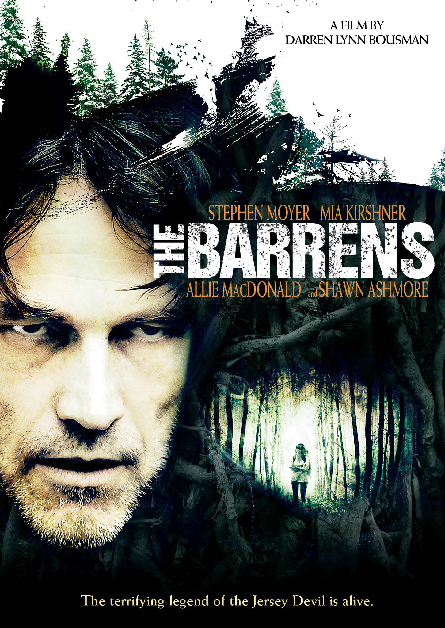 The Barrens kapak