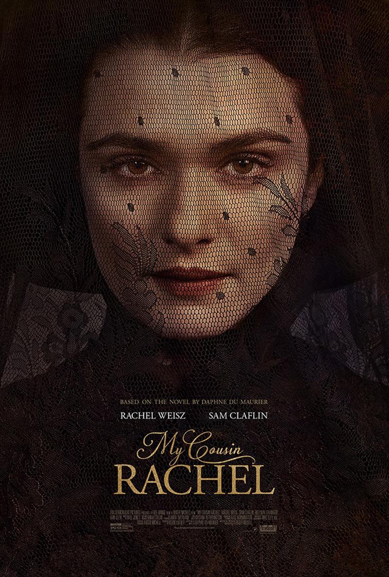 My Cousin Rachel kapak