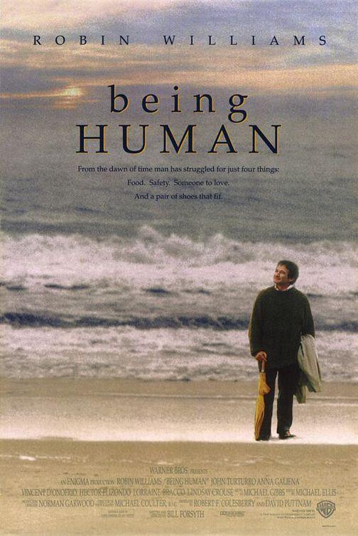 Being Human kapak