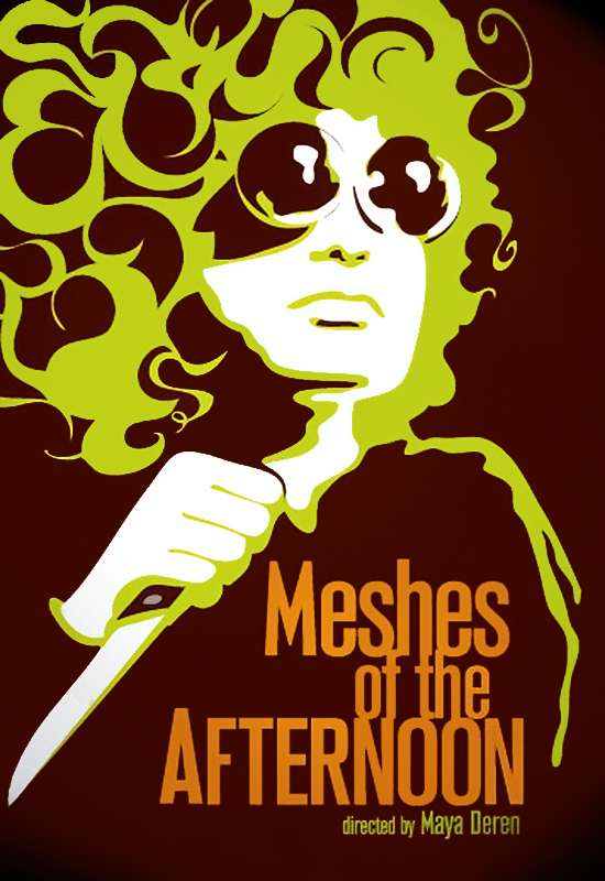 Meshes of the Afternoon kapak