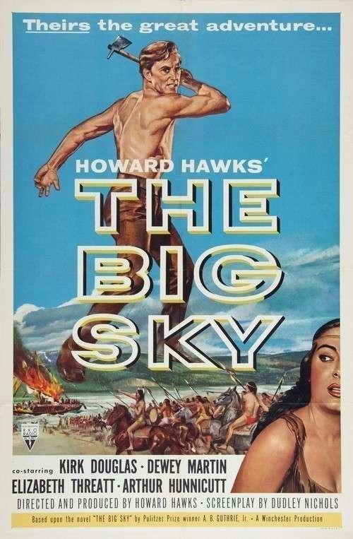 The Big Sky kapak