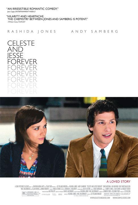 Celeste & Jesse Forever kapak