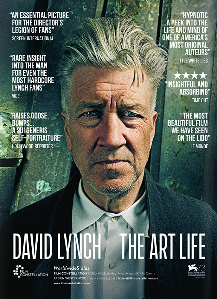 David Lynch - The Art Life kapak