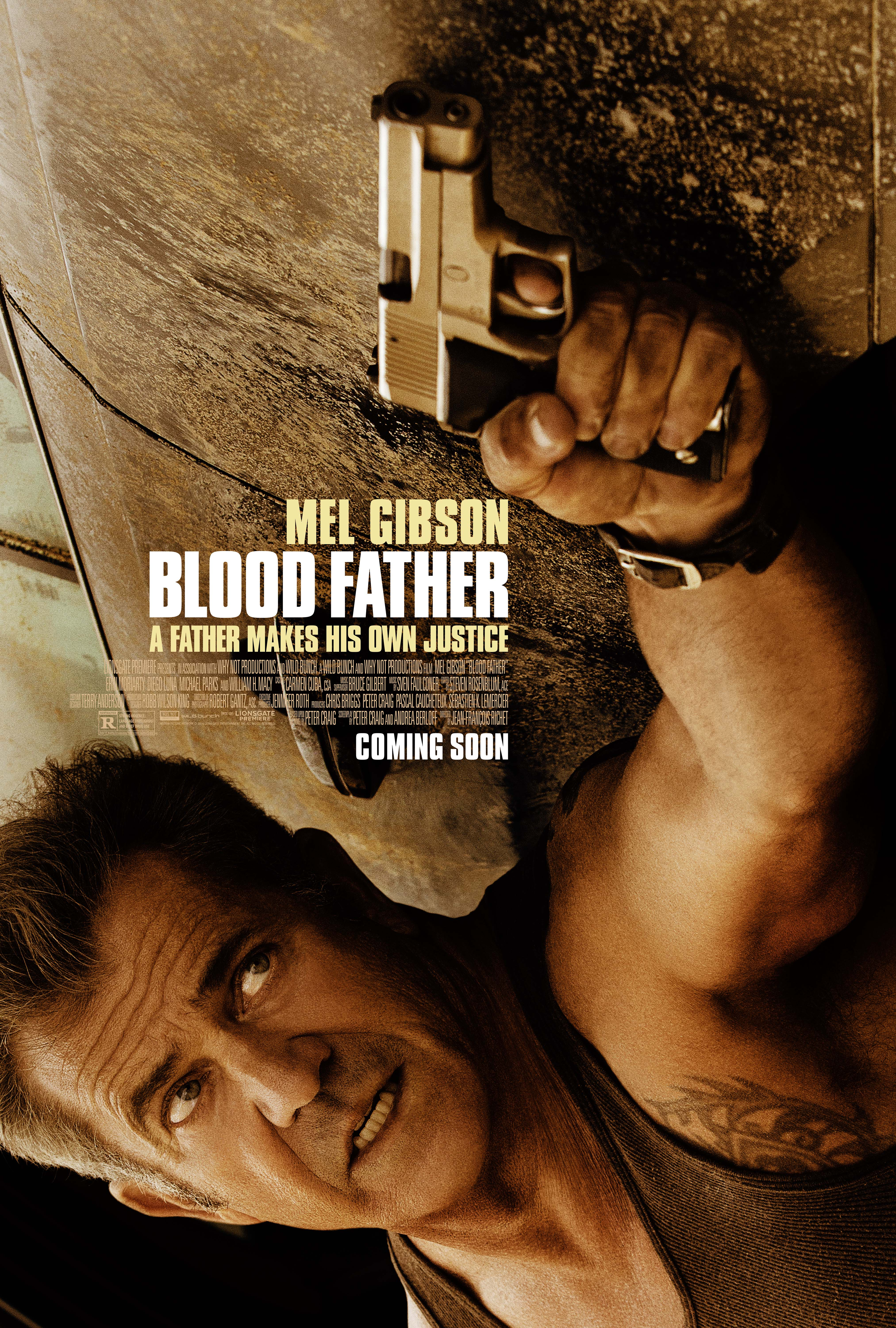 Blood Father kapak