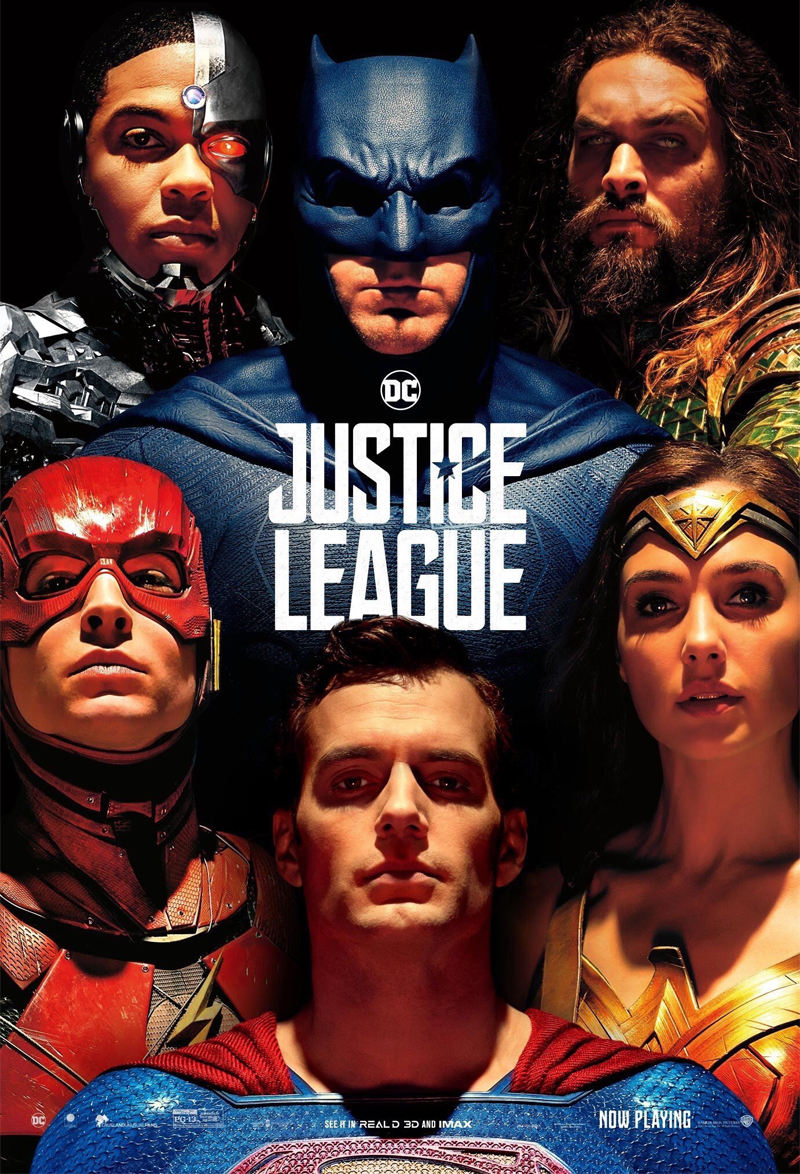 Justice League kapak