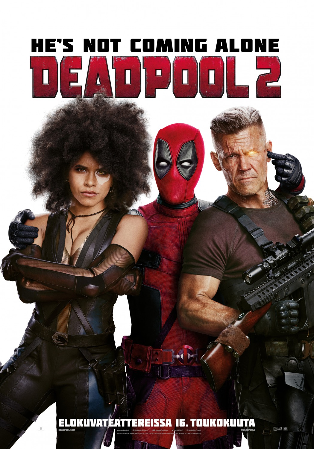 Deadpool 2 kapak