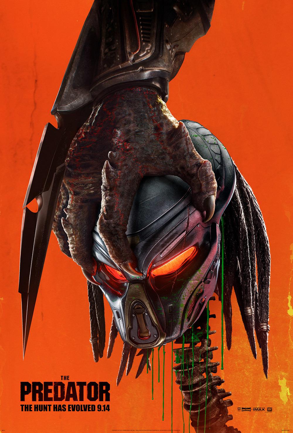 The Predator kapak