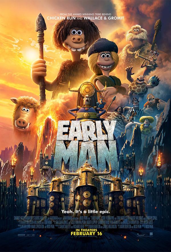 Early Man kapak