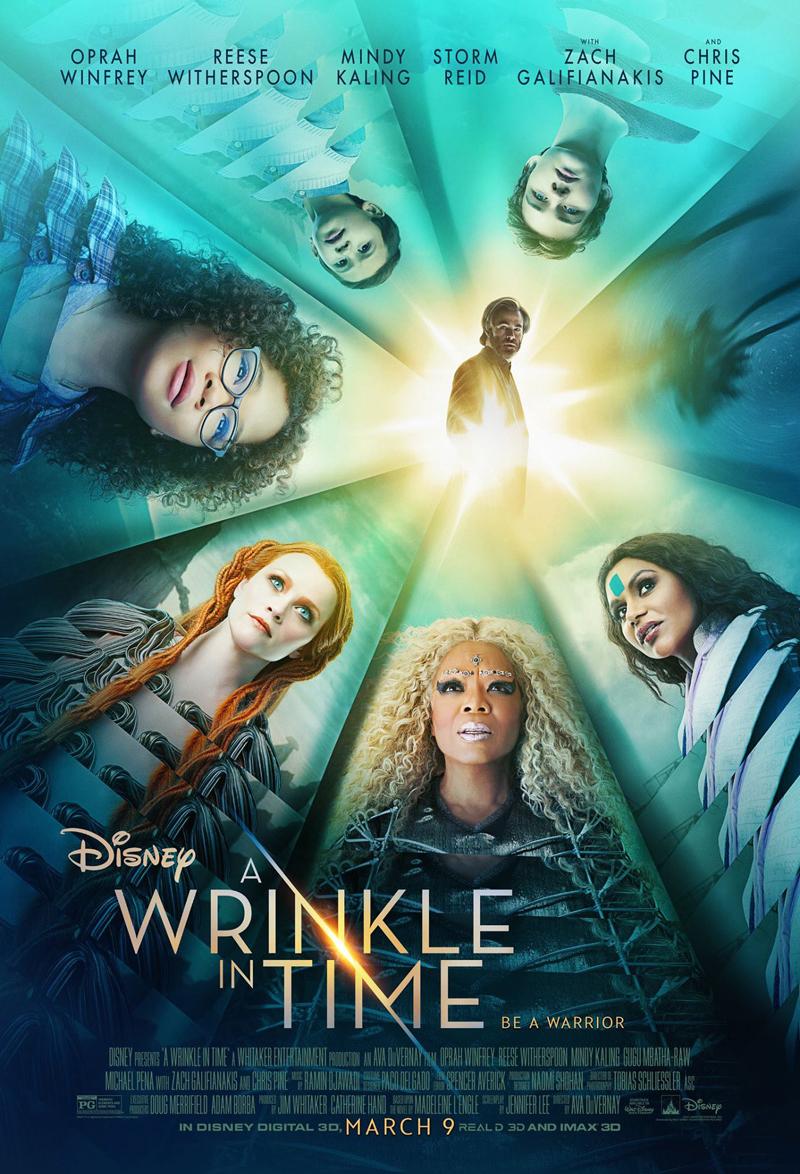 A Wrinkle in Time kapak