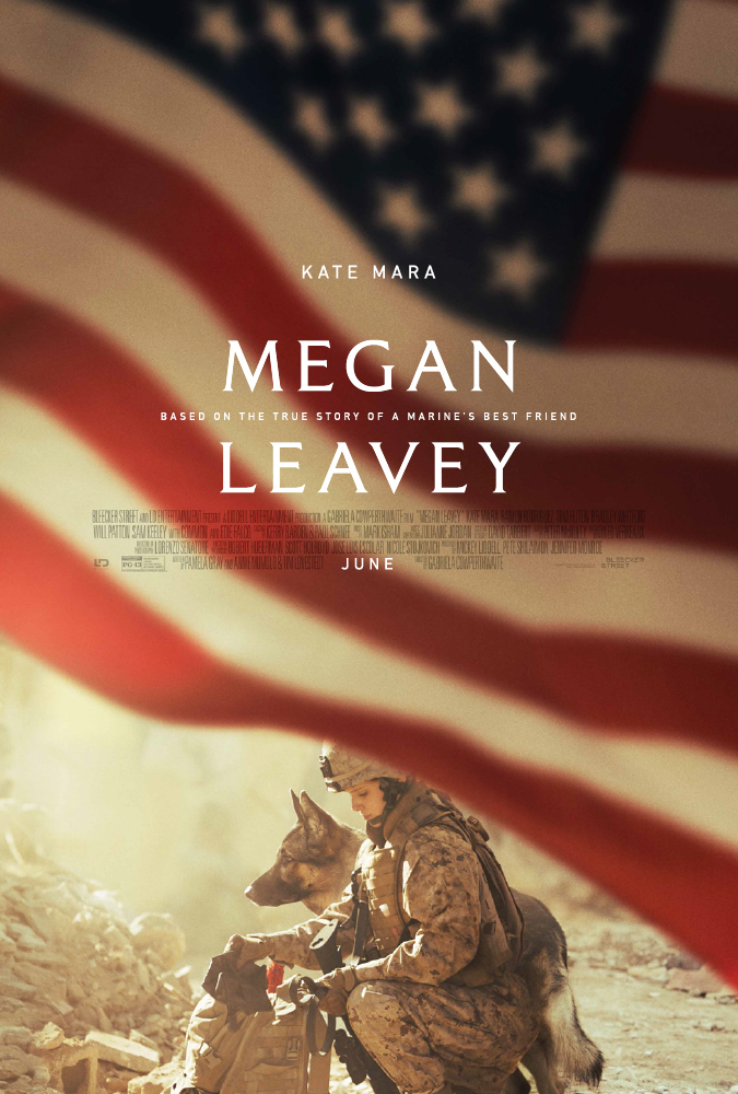 Megan Leavey kapak