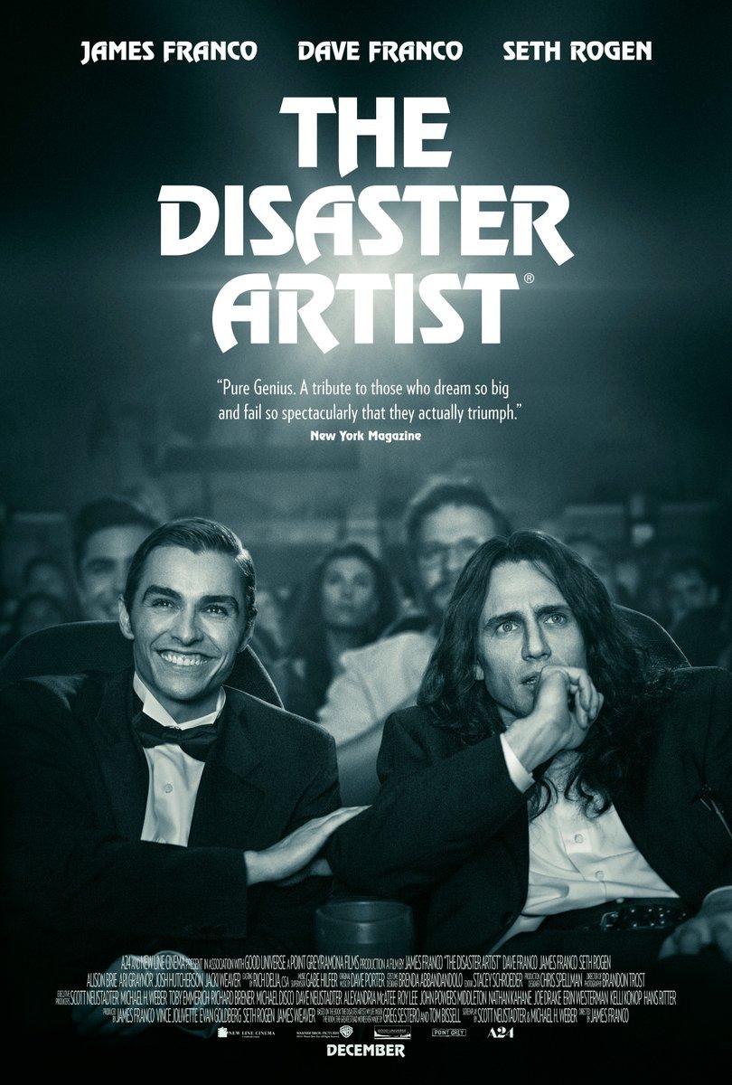 The Disaster Artist kapak