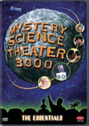 Mystery Science Theater 3000 kapak