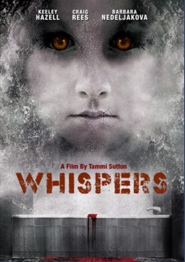 Whispers kapak