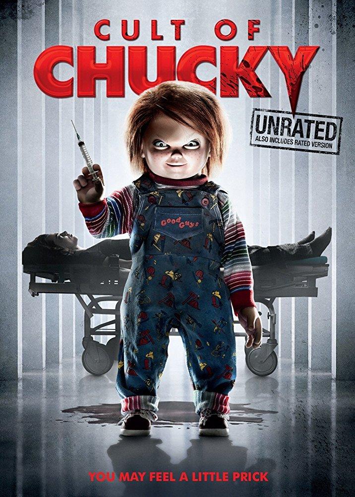 Cult of Chucky kapak