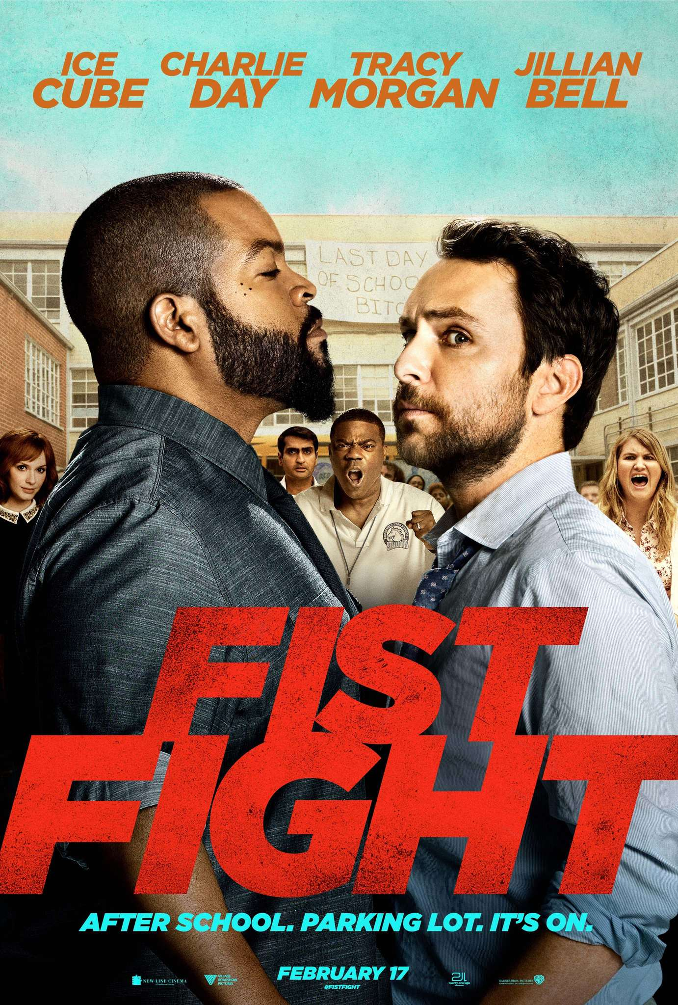 Fist Fight kapak