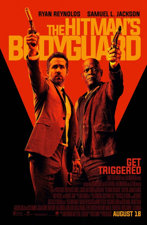 The Hitman's Bodyguard kapak
