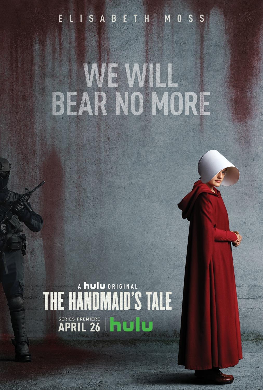 The Handmaid's Tale kapak