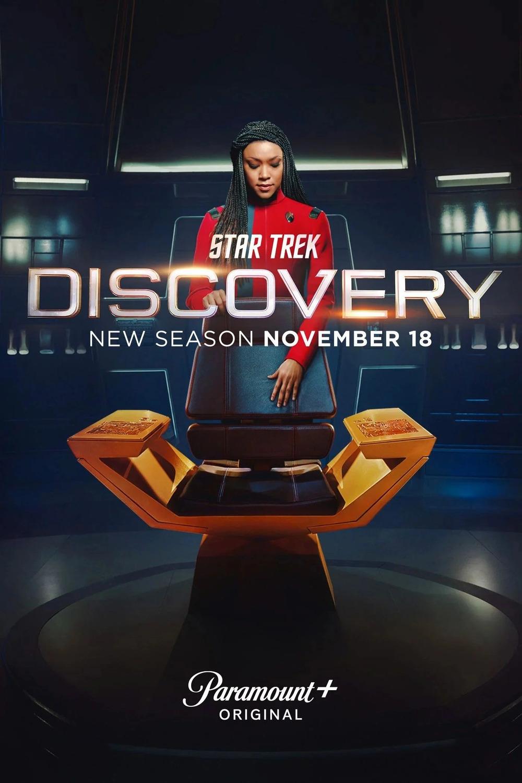 Star Trek: Discovery kapak