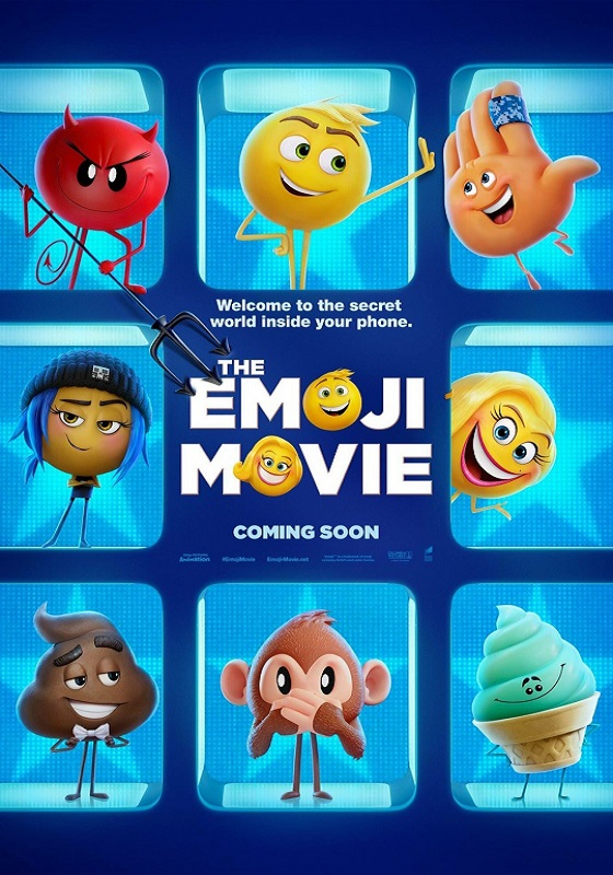 The Emoji Movie kapak